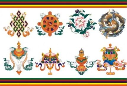 8 simboli