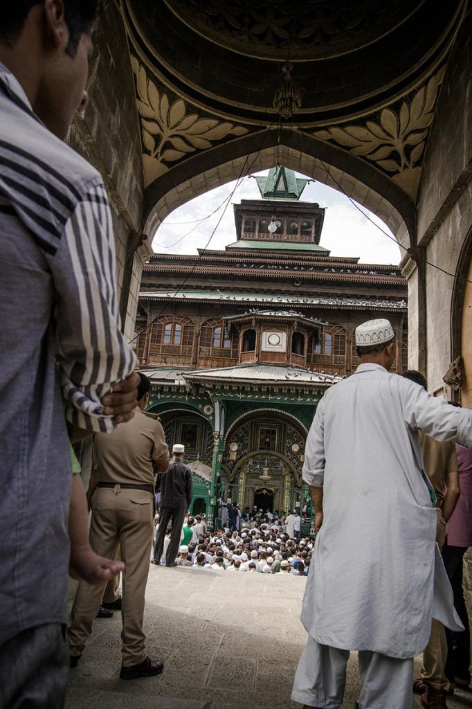 Moschea srinagar