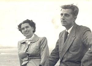 Enrico Medi ed Enrica Zanini