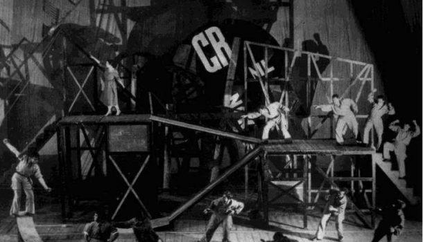 FUGHE DAL TEATRO: Mejerchol'd e i padri fondatori alla ricerca di nuove funzioni per l'arte scenica