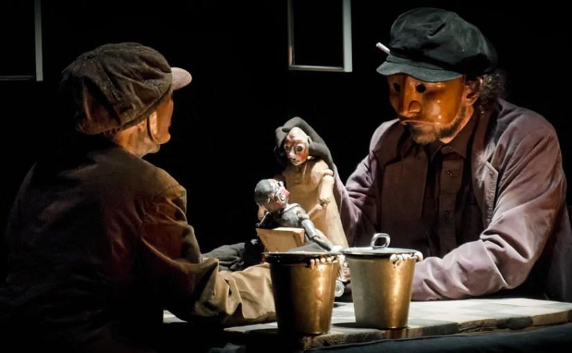 FINALE DI PARTITA: Teatrino Giullare incontra Beckett