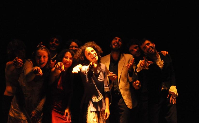 CORPI POLITICI E SCONFINAMENTI PROLIFICI: Teatro del Lemming e  Julia B. Laperrière