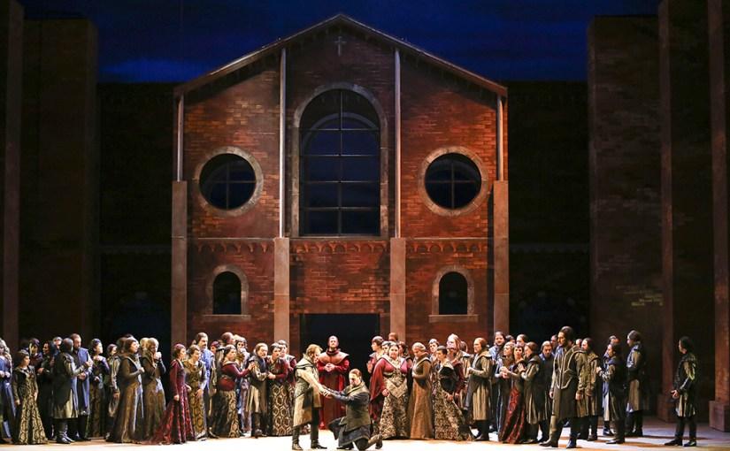 I LOMBARDI ALLA PRIMA CROCIATA : di Giuseppe Verdi
