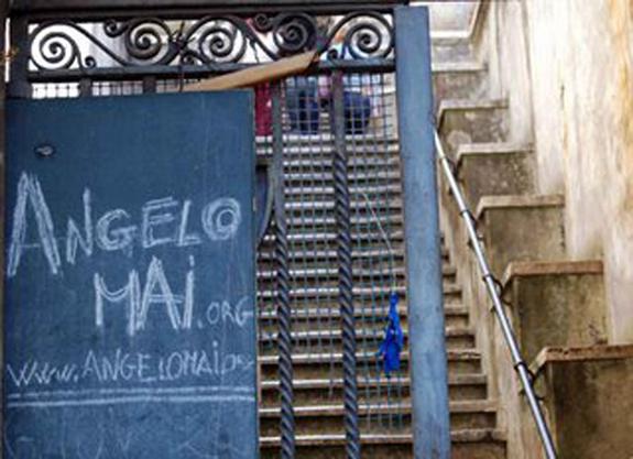 SULLA CHIUSURA DELL'ANGELO MAI