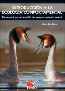 Introducción a la Ecología Comportamental. Un manual para el estudio del comportamiento animal