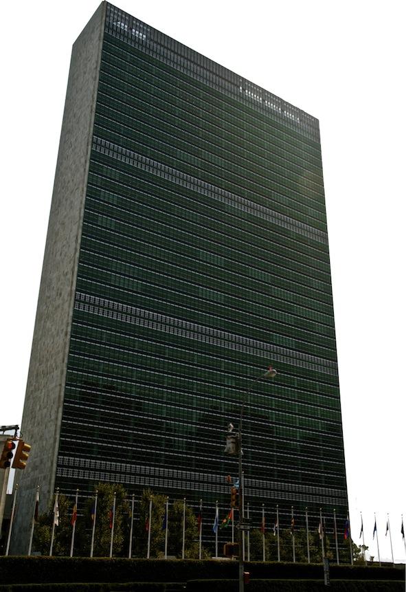 UN building in NYC (Photo: E. Dans)