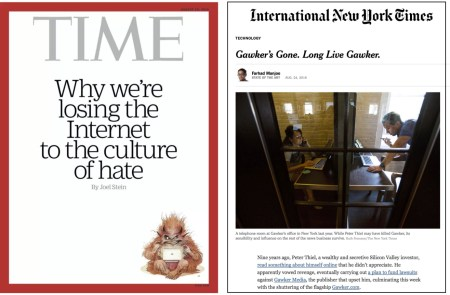 Gawker and hate