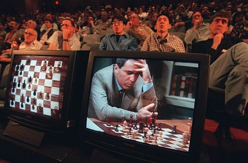 Garry Kasparov vs. Deep Blue