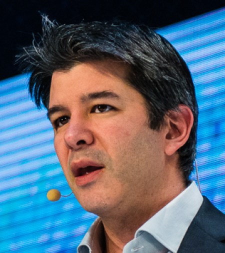 Travis Kalanick at DLD Munich 2015 (IMAGE: Image ©Dan Taylor/Heisenberg Media)