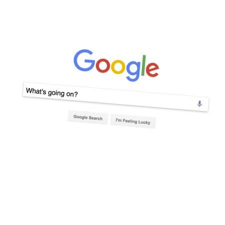 Google what?