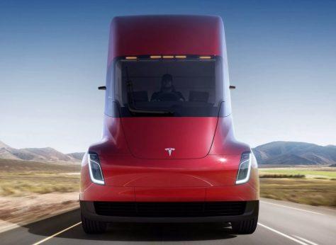 Tesla Semi (IMAGE: Tesla)