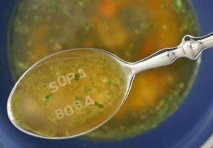 sopa boba