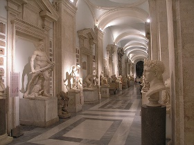 arte romano escultura Museos Capitolinos