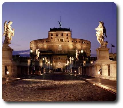 Museos y Muestras en Roma Castillo Sant Angelo