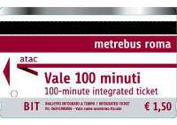 billetes transporte roma bit