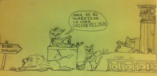 roma-dibujo-foro-gatos