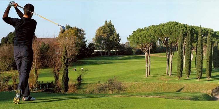 golf en roma