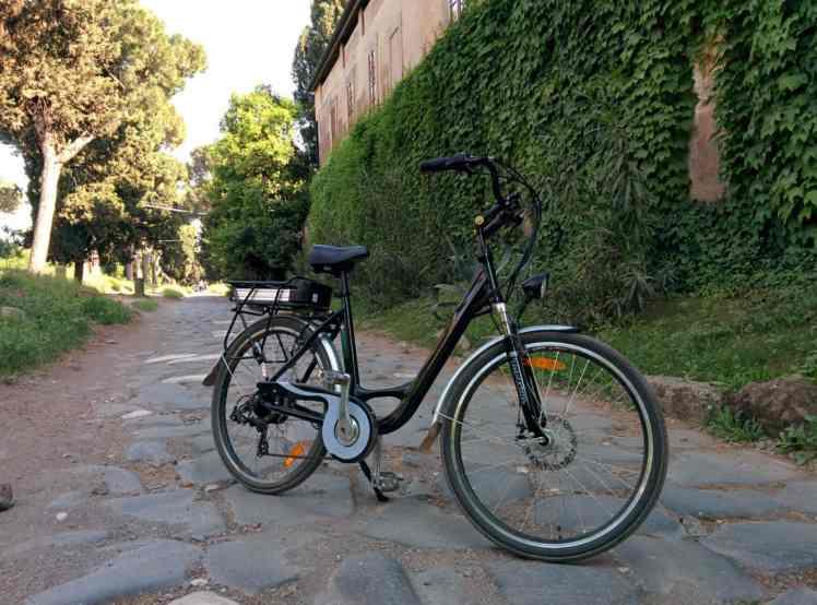 Tour en bicicleta por Roma via Appia