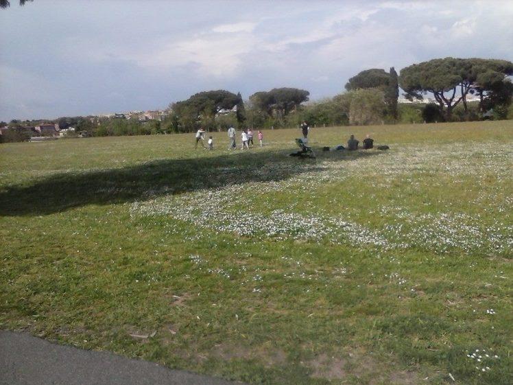 catacumbas roma prado via appia