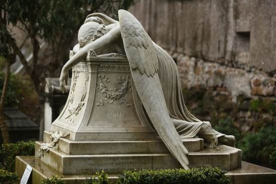 Testaccio Cementerio Acatólico