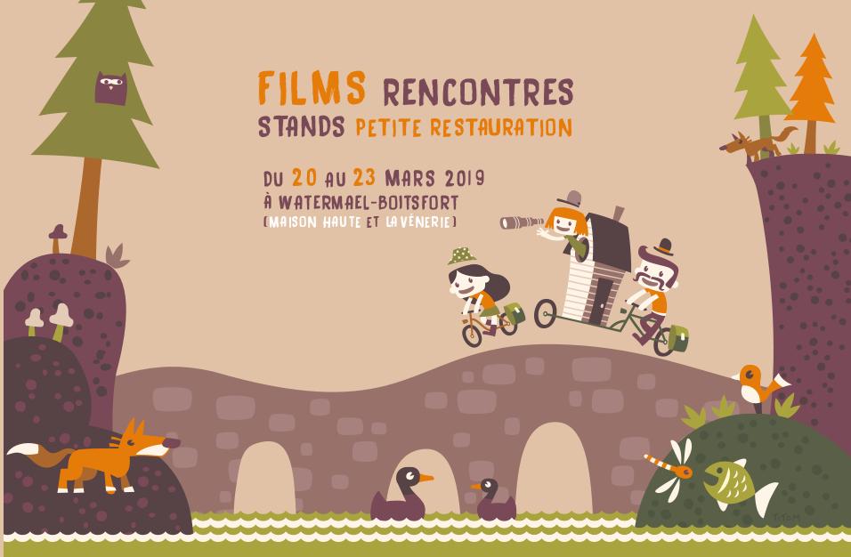 Le festival du voyage à vélo<br><span>Van 20 tot 23 maart 2019, kom en ontdek, ontmoet, droom en bereid je vol-gende fietsavonturen voor!</span>