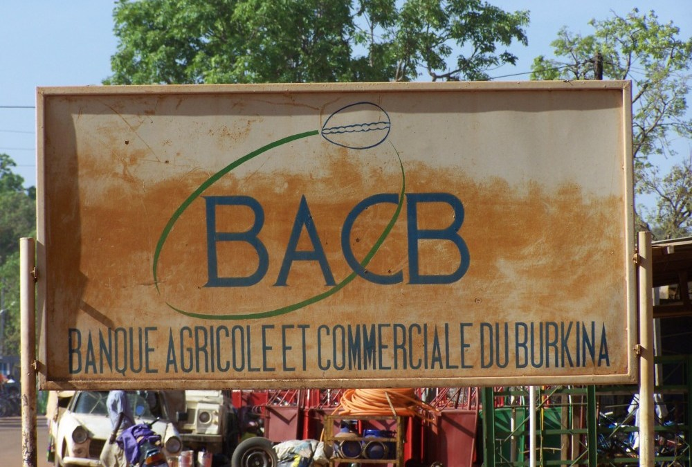 Anecdote au Burkina Faso