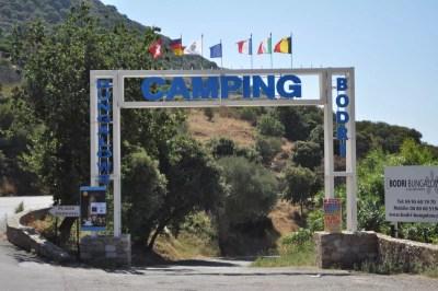 Pas de vacances au camping pour les randonneurs du GR20