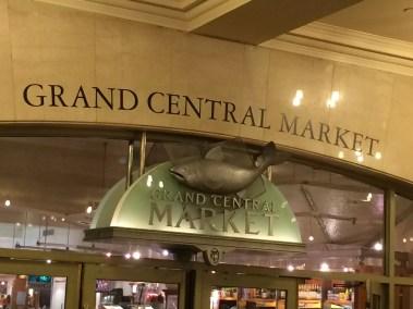 Grand Central Market : marché à la gare centrale de NY