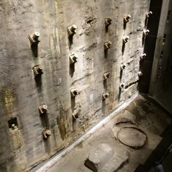 Visible à l'intérieur du musée du mémorial du 11 septembre