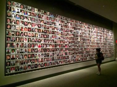 Photos des victimes du 9/11