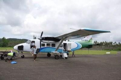 Petit coucou 18 places de la compagnie Air Vanuatu