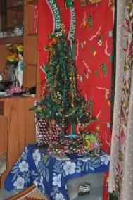 Noël sous les tropiques