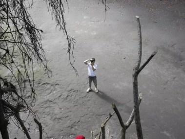 Le photographe photographié