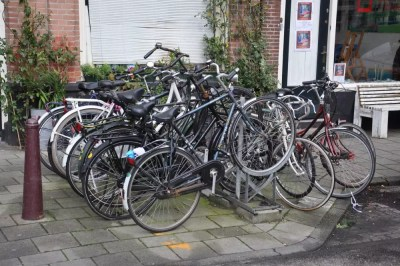 Et des vélos... pour changer