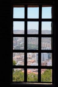 Fenêtre sur le monde - Castillo de Gibralfaro