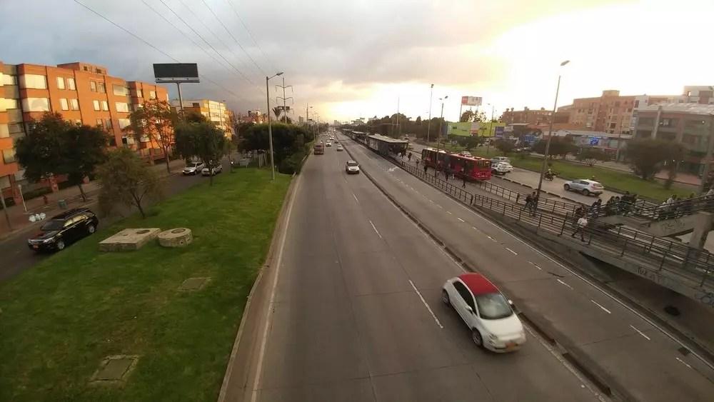 Se déplacer à Bogota : expérience et conseils