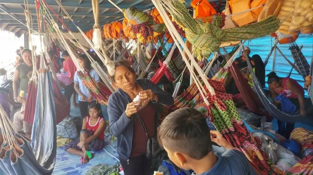 Iquitos – Yurimaguas : deux nouvelles journées entre l'Amazone et le Marañón