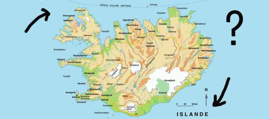 carte islande sens horaire