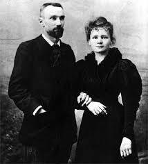 Marie y Pierre Curie, pioneros de la Radiactividad