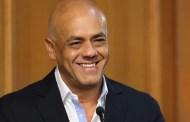 Este es el jefe del comando de campaña del PSUV para los comicios presidenciales...