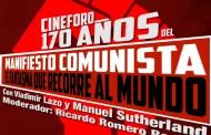 170 años delManifiesto comunista  El fantasma que recorre al mundo  Con Vladimir Lazo y Manuel Sutherland  Moderador: Ricardo Romero Romero