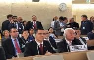 Consejo de DDHH de la ONU aprueba resolución de Venezuela donde condena sanciones de EEUU