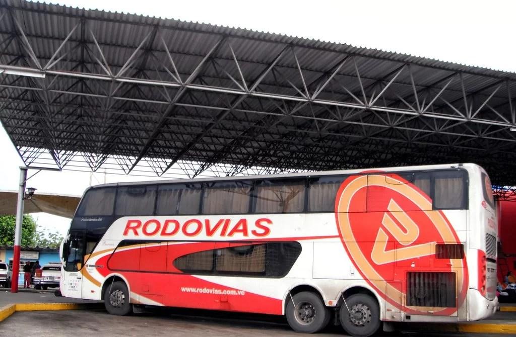 El problema del transporte en Venezuela. Caso Rodovías de Venezuela