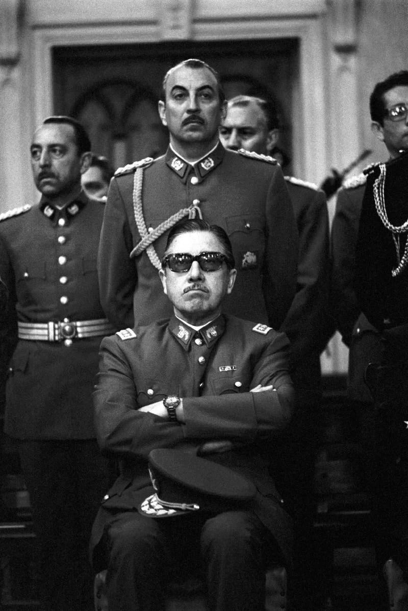 """Criminales de Pinochet liberados de la prisión por la """"justicia chilena"""""""