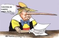 """TRUMP: """"Condenamos a Venezuela y a Bolivia porque no producen droga como Colombia…"""""""