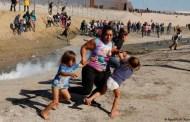 Alerta ante la posibilidad de que los gringos produzcan un falso positivo en la frontera para  justificar una masacre a los migrantes centroamericanos…