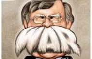El cerdo John Bolton es el de plan de guerra contra Venezuela, y hay que estar preparado para que al menos ataque reciban una gran lección!...