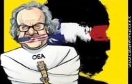 El vil arrastrado de Luis Almagro dice que él olió uranio de los Cisnes Blancos...