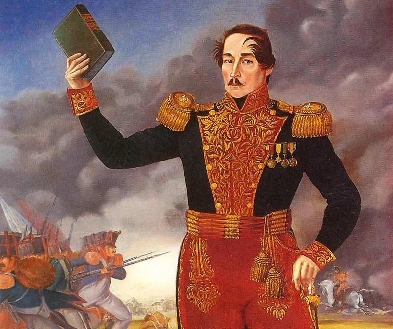 La fatídica historia del más grande traidor de América Latina: Francisco de Paula Santander (40)… (DE LA OBRA DE SANT ROZ: BOLÍVAR Y SANTANDER – DOS VISIONES CONTRAPUESTAS)…