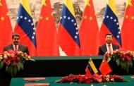 China sin ambages respalda al gobierno de Venezuela... Trump debe ir lavándoselo...